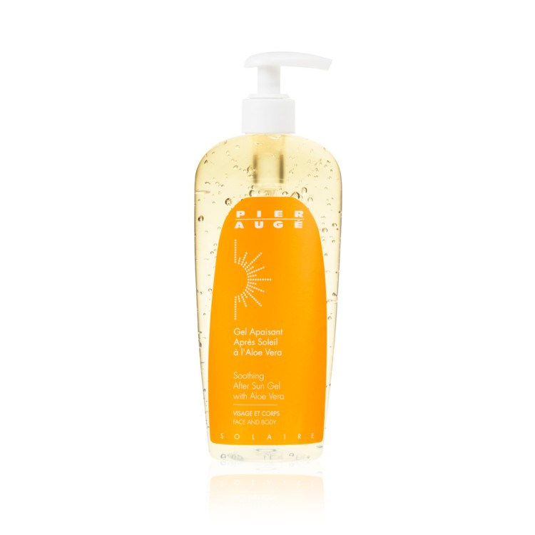 Gel Apaisant Apres Soleil Soothing After Sun Gel With Aloa Vera (Bottle 400ml)