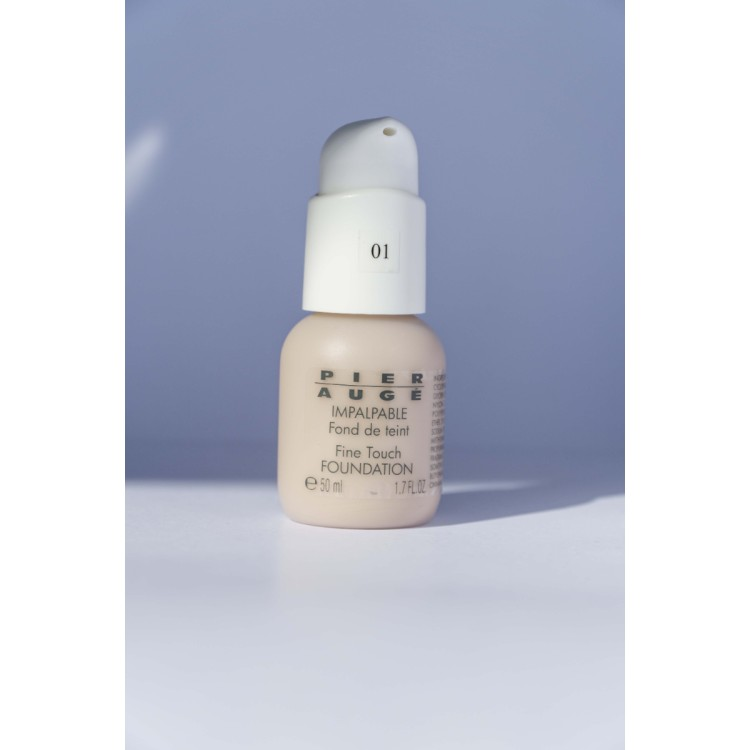 Pier Auge Fine Touch Foundation No:1 Ivoire (50ml)